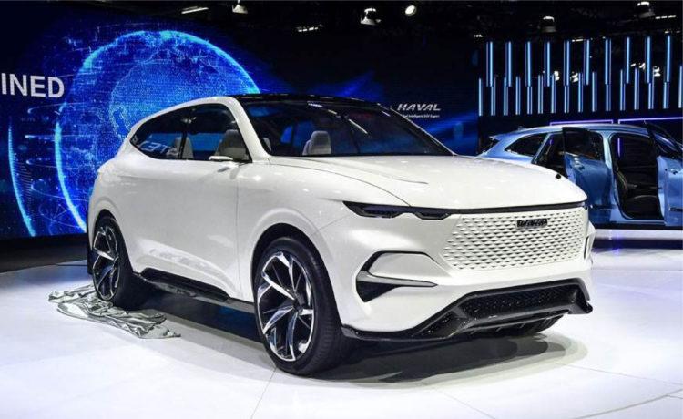 Haval Vision 2025
