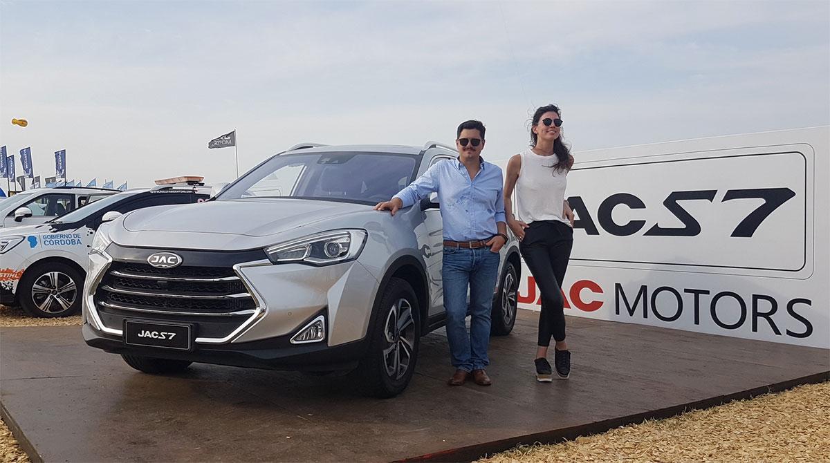 JAC Motors expoagro